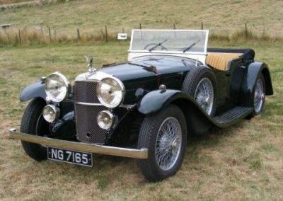 1934 Alvis Speed Twenty 22