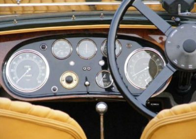 1934 Alvis Speed Twenty 24