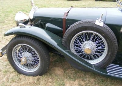 1934 Alvis Speed Twenty 29
