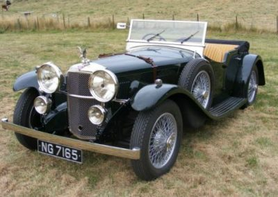 1934 Alvis Speed Twenty 38