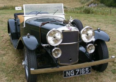 1934 Alvis Speed Twenty 40