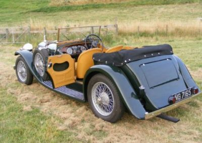 1934 Alvis Speed Twenty 41