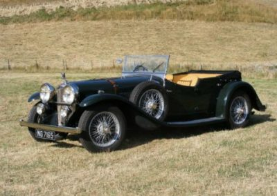 1934 Alvis Speed Twenty 58
