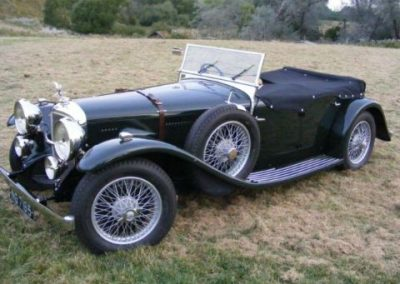 1934 Alvis Speed Twenty 68