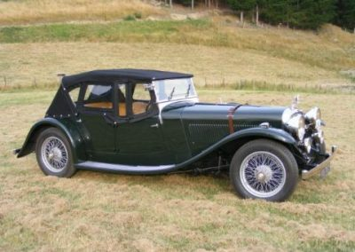 1934 Alvis Speed Twenty 69