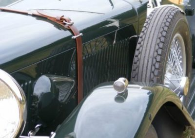 1934 Alvis Speed Twenty 70