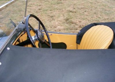1934 Alvis Speed Twenty 9