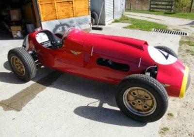 1953 Cooper Bristol 16