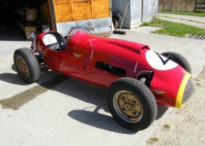 1953 Cooper Bristol 4