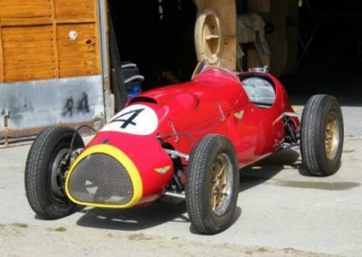 1953 Cooper Bristol 7