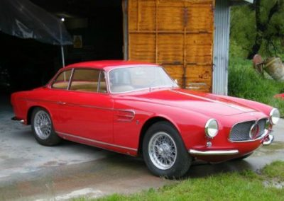 1953 Maserati A6GCS Pinin farina Bertietta 10