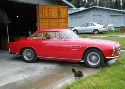 1953 Maserati A6GCS Pinin farina Bertietta 11