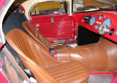 1953 Maserati A6GCS Pinin farina Bertietta 17