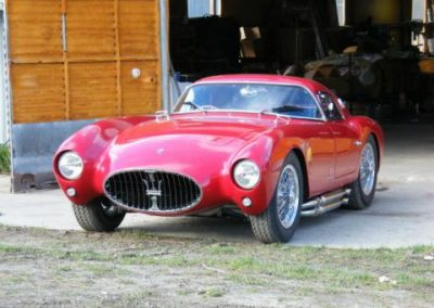 1953 Maserati A6GCS Pinin farina Bertietta 22
