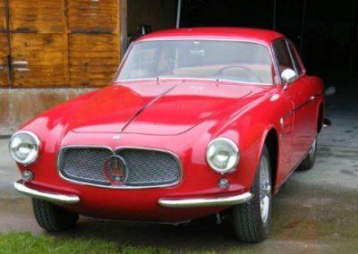 1953 Maserati A6GCS Pinin farina Bertietta 26