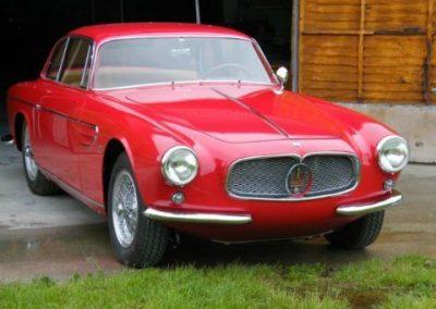 1953 Maserati A6GCS Pinin farina Bertietta 5