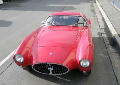 1953 Maserati A6GCS Pinin farina Bertietta 7