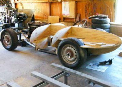 1957 3.8 Lister Jaguar 1