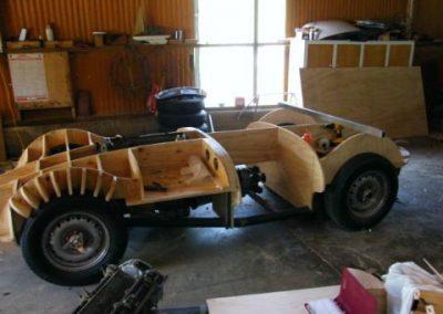 1957 3.8 Lister Jaguar 11