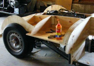 1957 3.8 Lister Jaguar 4
