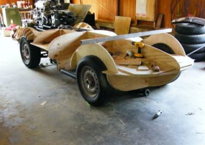 1957 3.8 Lister Jaguar 5