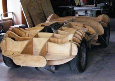 1957 3.8 Lister Jaguar 6