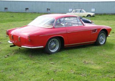 Allemano bodied Maserati A6GCS 13