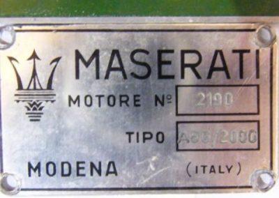 Allemano bodied Maserati A6GCS 37