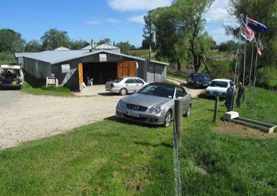 Christchurch Mercedes Benz Club 1