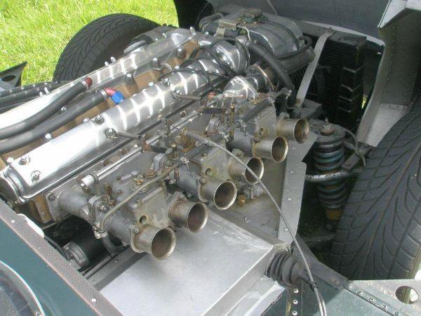 D-type Jaguar Tempero Replica Gallery 11