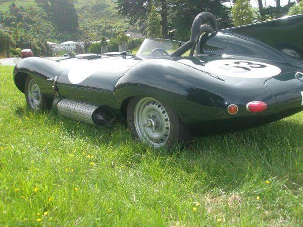 D-type Jaguar Tempero Replica Gallery 12