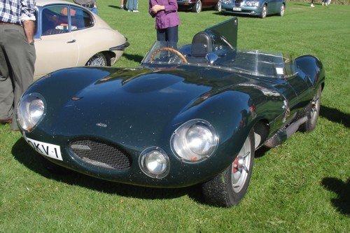 D-type Jaguar Tempero Replica Gallery 15