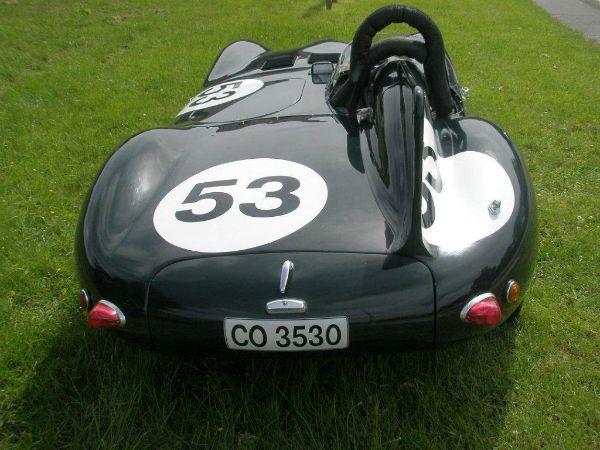 D-type Jaguar Tempero Replica Gallery 3