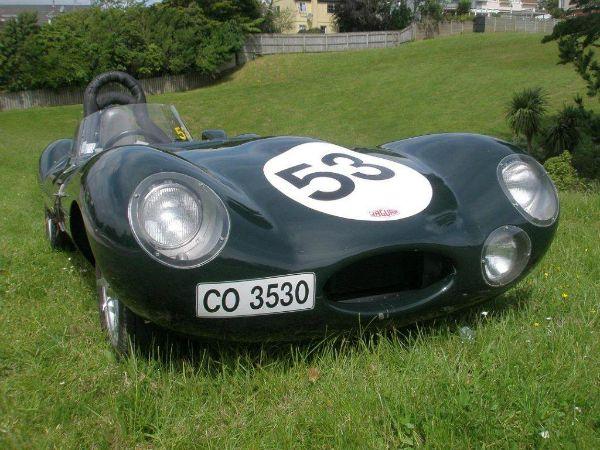 D-type Jaguar Tempero Replica Gallery 9
