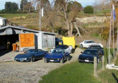 Deep South Corvette Group 12