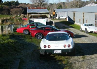 Deep South Corvette Group 3
