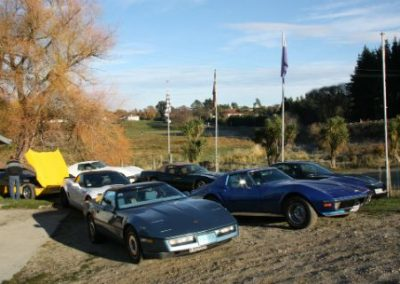 Deep South Corvette Group 5