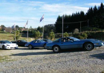 Deep South Corvette Group 7