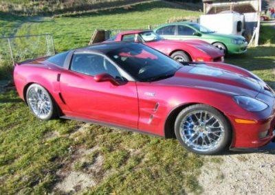 Deep South Corvette Group 9