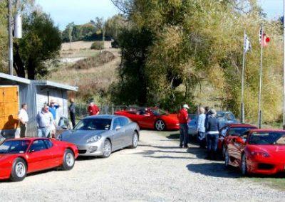 Ferrari Club Visit 1