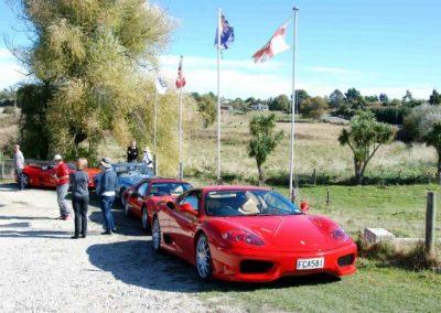 Ferrari Club Visit 2