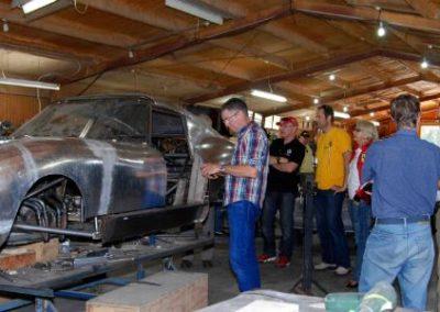 Ferrari Club Visit 3