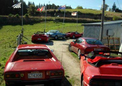 Ferrari Club Visit 4