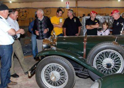 Ferrari Club Visit 7