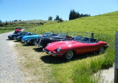 Jaguar Club visit Sunday 1
