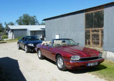Jaguar Club visit Sunday 10
