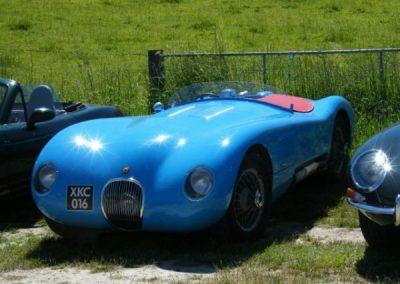 Jaguar Club visit Sunday 13