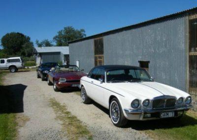 Jaguar Club visit Sunday 14