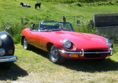 Jaguar Club visit Sunday 16
