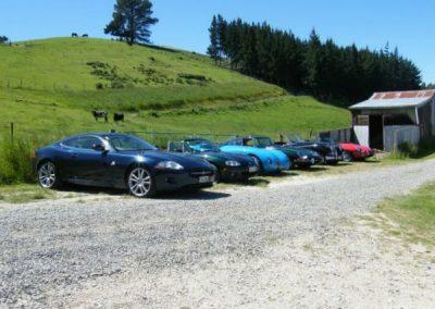 Jaguar Club visit Sunday 17